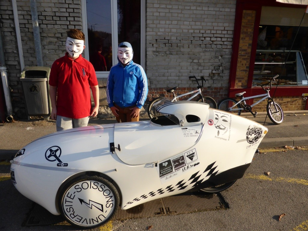 velomobile leiba xstream et engin electric de l'IUT de l' Aisne: 2015/2018 P1050220