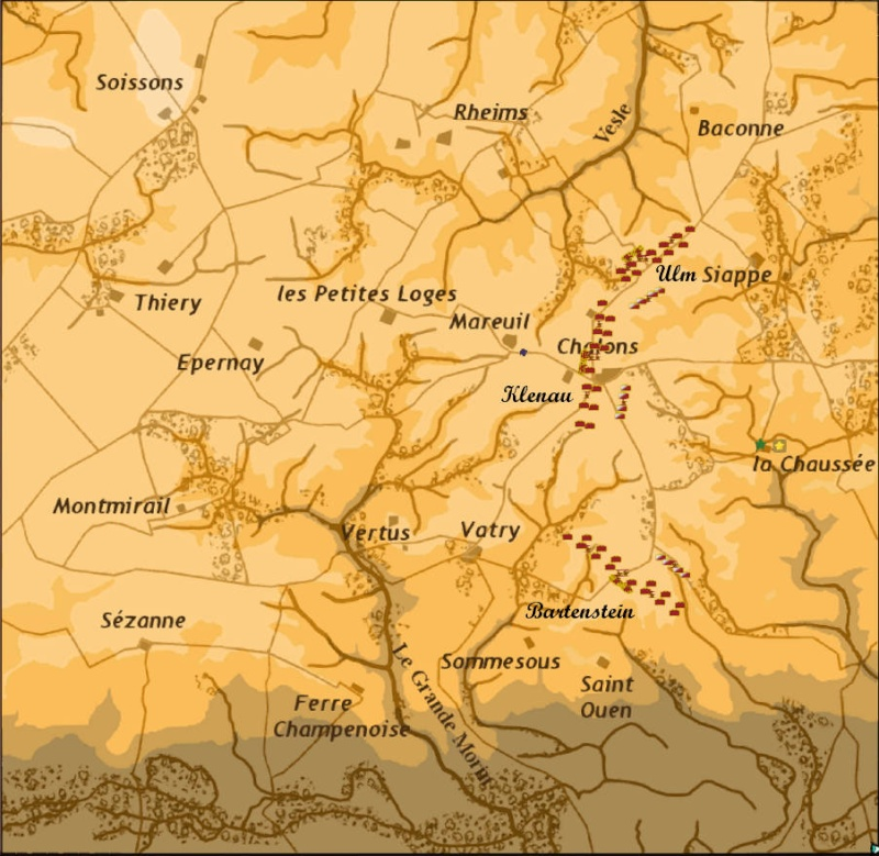 KS Napoleon Battle Friday, Sep. 25th, 20:00BST, 15:00EST Austri11