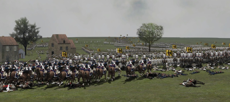 KS Napoleon Game, Sunday 23rd August 1809 - Page 2 Cuiras10