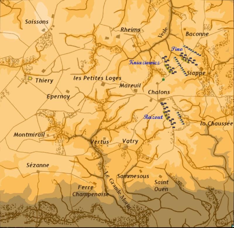 KS Napoleon Battle Monday, Sept 7th, 20:00BST, 15:00EST French11
