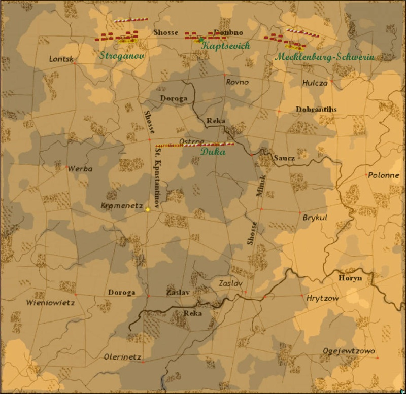 KS Napoleon Battle Sunday, Sept 13th, 20:00BST, 15:00EST Russia11