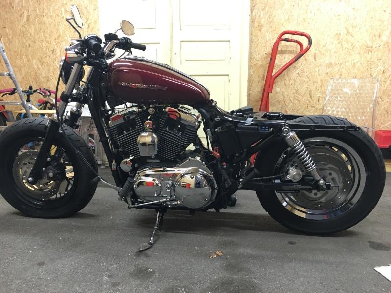 1200 custom en Bobberisation  Image23