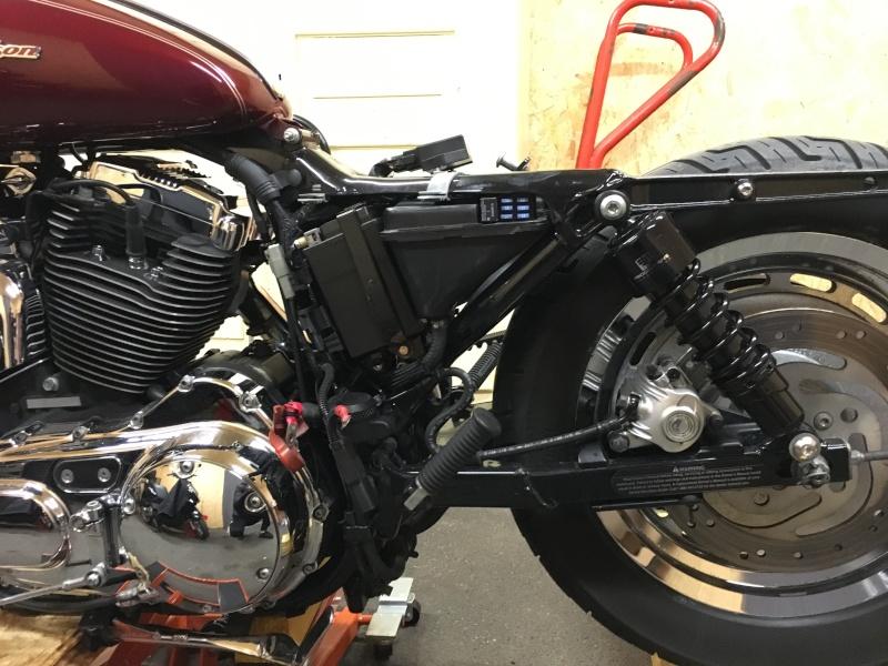 1200 custom en Bobberisation  Image27