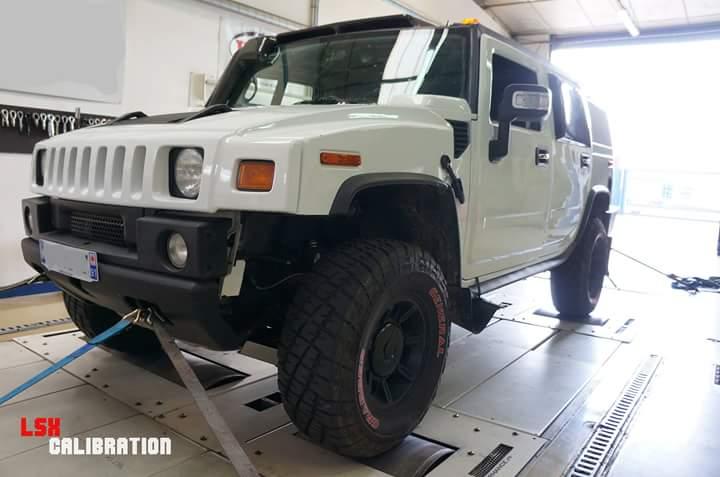 Lsx Calibration : Reprogrammation Moteur & Boite de votre Hummer 12038410