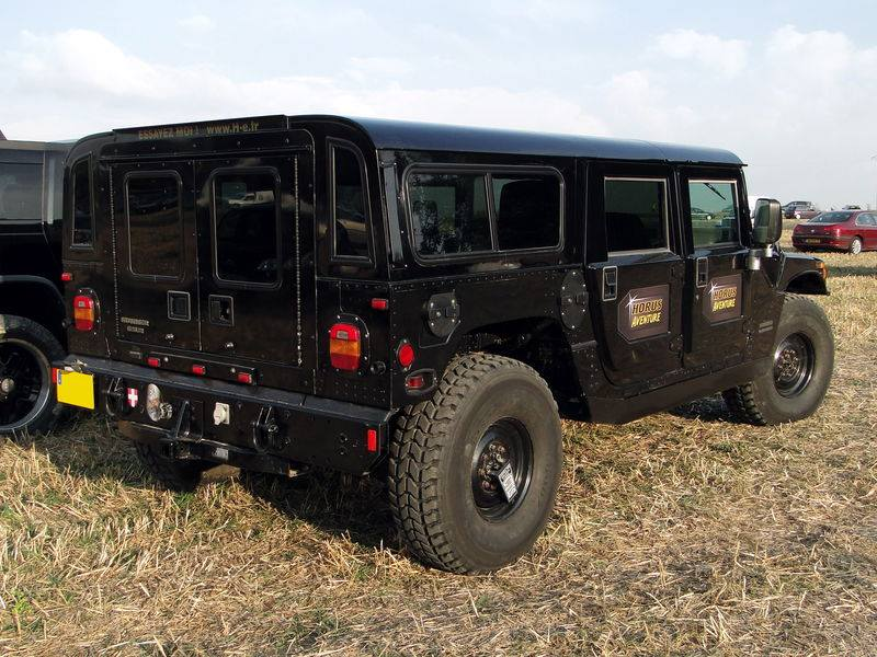 Black Hummer H1 Wagon 6.5 TD de schwarzy feat johnny  - Page 3 12049410