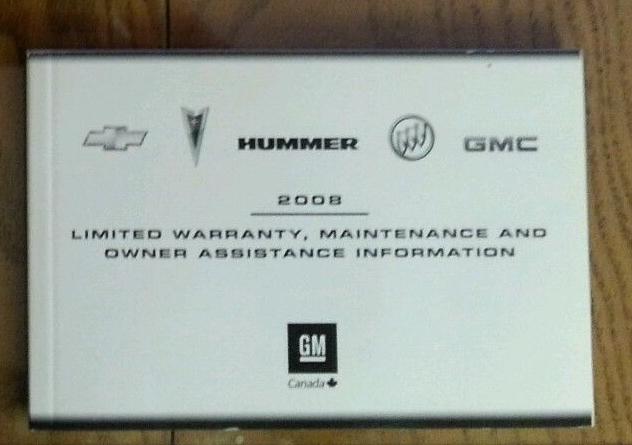 Trouver un carnet d'entretien Hummer H3 S-l16010