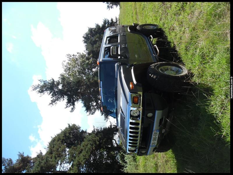 Grizou est arrivé ; Hummer H2 luxury greystone & sedona - Page 6 Sam_0113