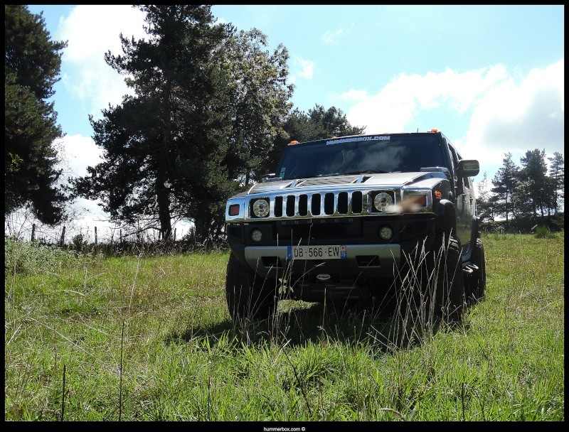 Grizou est arrivé ; Hummer H2 luxury greystone & sedona - Page 6 Sam_0212