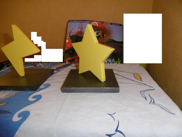 Trophées Eclair et Etoile Fg110