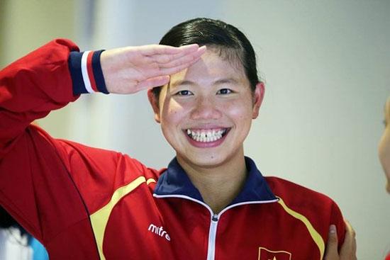 Nữ thượng úy trẻ nhất QĐND Việt Nam Vien-610