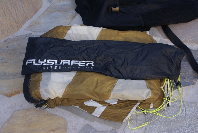 [vendu] Flysurfer Speed 3 - 12m² Petite13