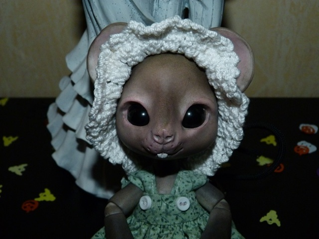 Margotte, ma petite souricette Margot17