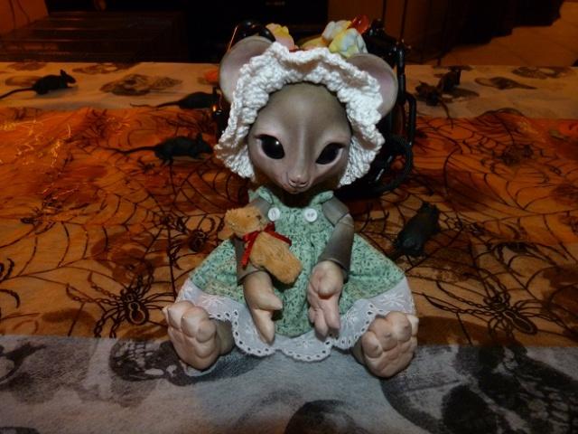 Margotte, ma petite souricette Margot18