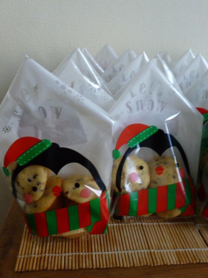 DELICIEUX CUPCAKES AUX PEPITES DE CHOCOLAT EN VENTE POUR L ASSO P1020320