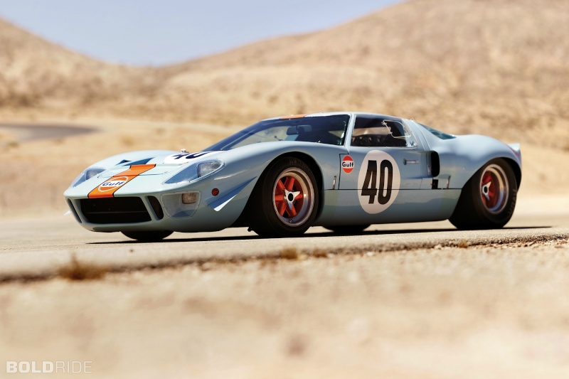 La FORD GT 40  Ford-g10