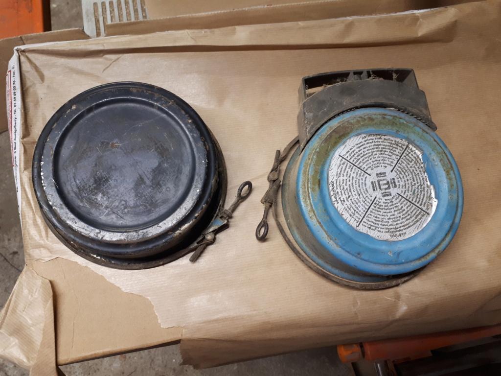 moteur - (Trouvé) boîtier filtre à air moteur Bernard 239 20200810