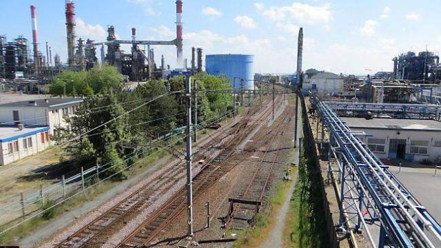 Gare de Donges (PK 481) Contou10