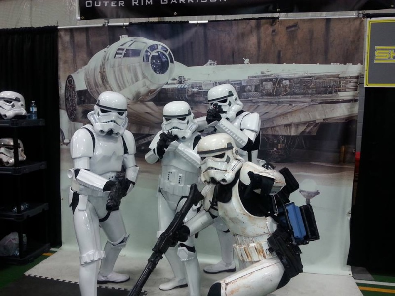 Trooping with the 501st  Stormi10