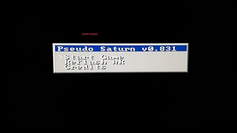 Lire les Backup sur Saturn sans puce  710