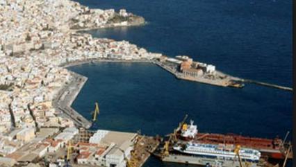 Les Transports à SYROS Syros_13
