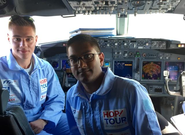 Les Jeunes Ailes sur les traces de l'Aéropostale 2015 Img_1013