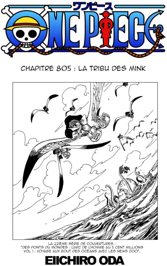 One Piece Chapitre n°805 Op10