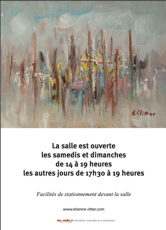 Etienne RITTER - Artiste peintre - Page 3 Flyer110