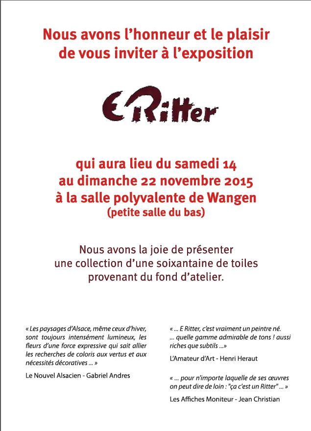 Etienne RITTER - Artiste peintre - Page 3 Flyer210