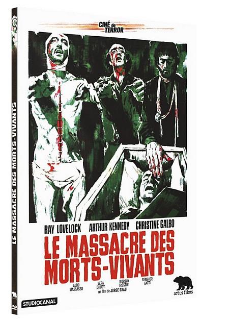 Artus Films (Editeur) - Page 4 Massac10