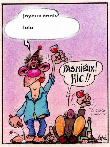 Anniv A Lolo