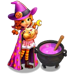 Chaudron de sorcière Felici10