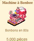 Machine à Bonbon Sans1310