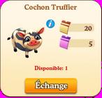 Cochon truffier => Truffe Blanche Sans_171