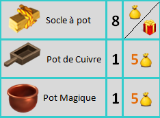 Chaudron à Cuivre Magique => Cuivre Sans_387