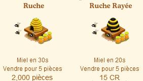 Ruche, Ruche rayée, Super ruche => Miel Sans_t44