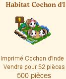 Habitat Cochon d'Inde => Imprimé Cochon d'Inde Sans_t68