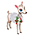 Biche Blanche => Fourrure de Biche  Whited11