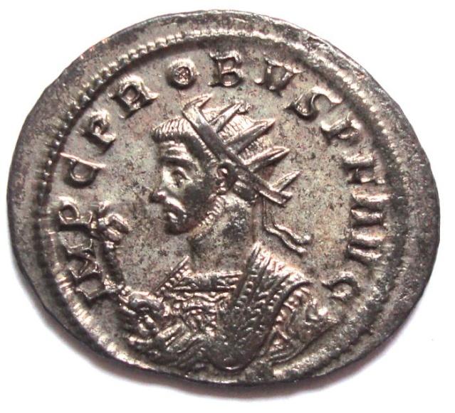 aurelianus Probus Ticinium 36351a10
