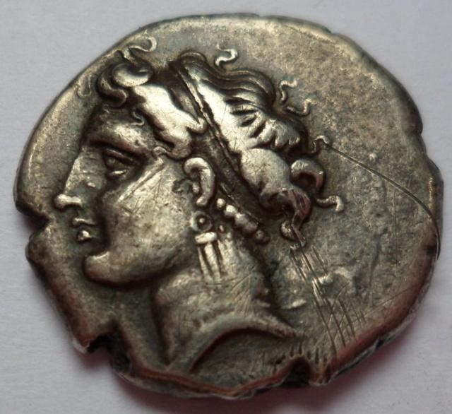 grecque NOMOS Neapolis, Campanie 46e29110