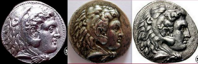 Comment différencier les rois Macédoniens ? Montag10
