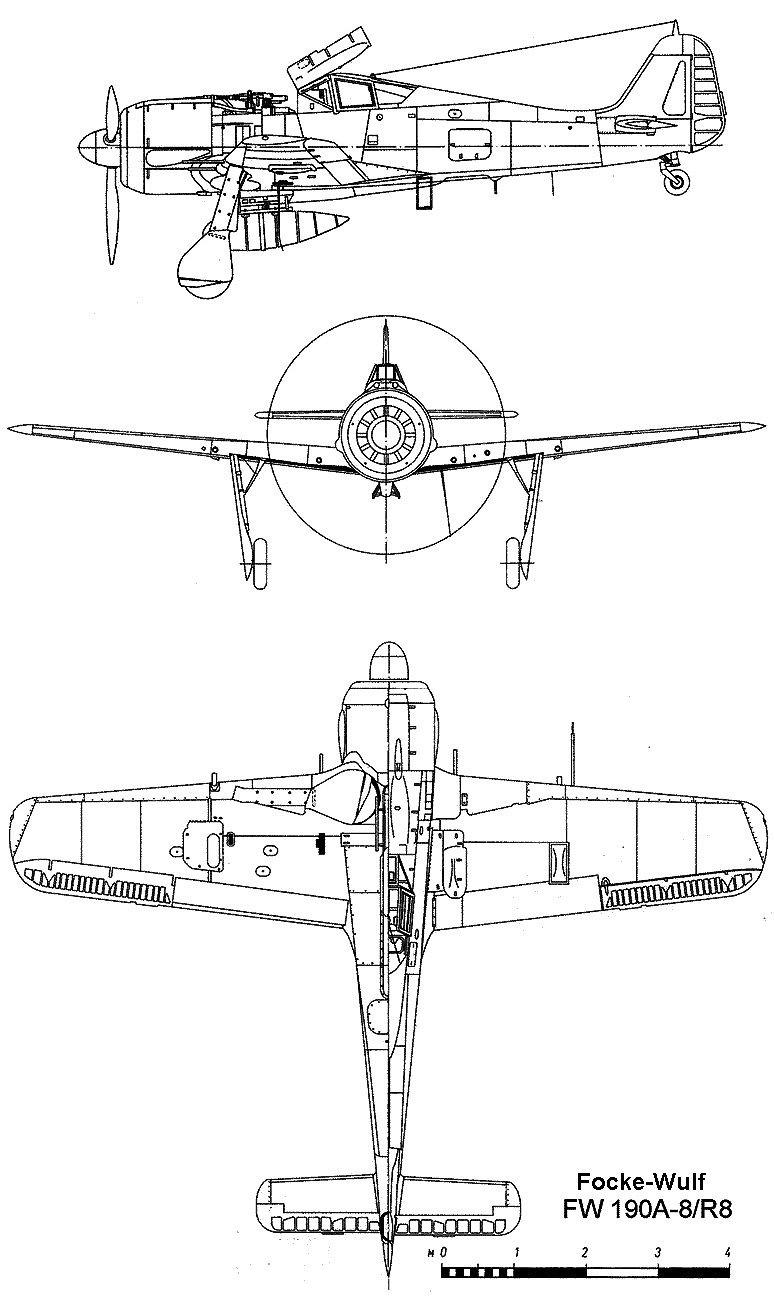 FW190 A5 au 1/48 de Dragon par pascal 72 Fw190a10