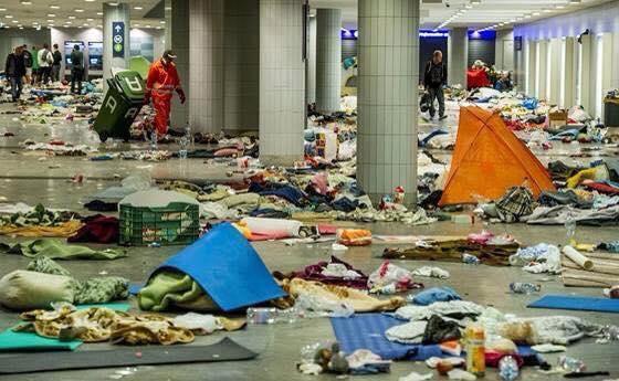 il faut recevoir dignement les migrants... ils arrivent ! Cid_e410