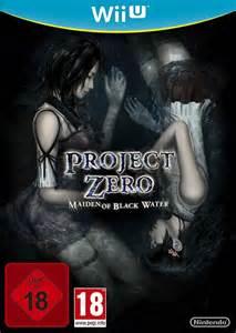 Project zero: la prêtresse des eaux noires WII U Cover10