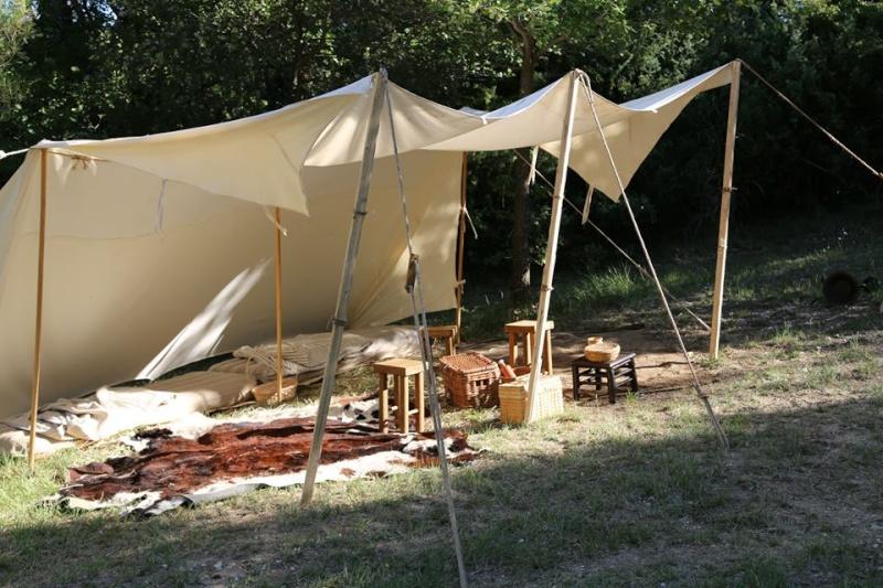 Campement en situation 11143210