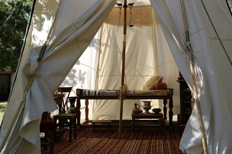 Campement en situation 11986411