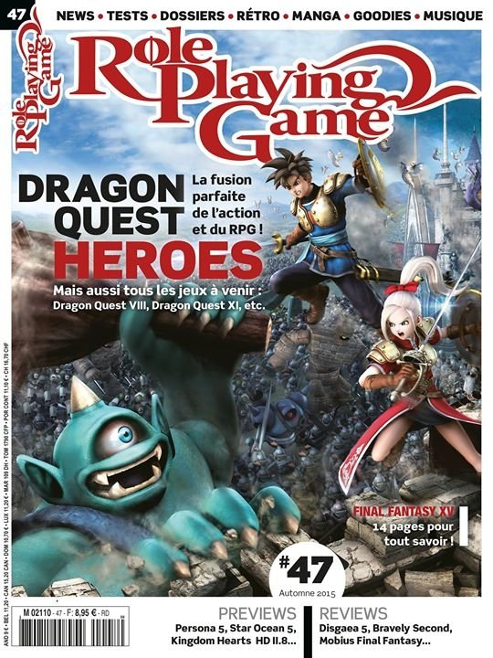 Role Playing Game Rpgmag10