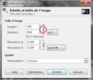 Annonce et tutos : comment redimensionner vos photos ! :) Echell10