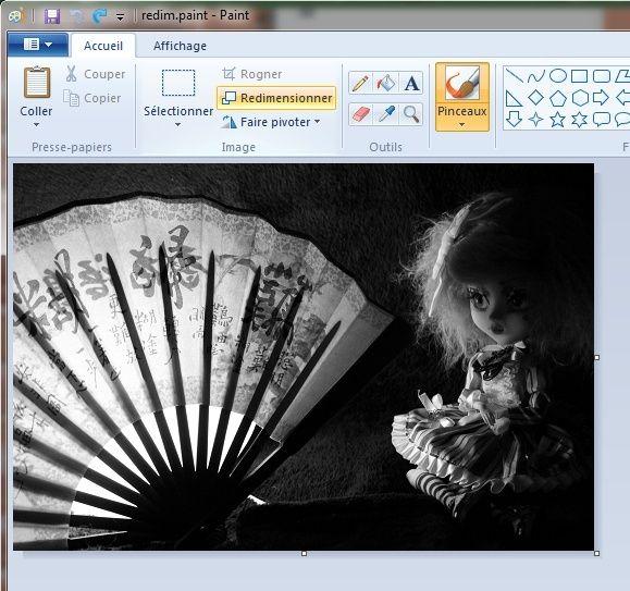 Annonce et tutos : comment redimensionner vos photos ! :) Redim10