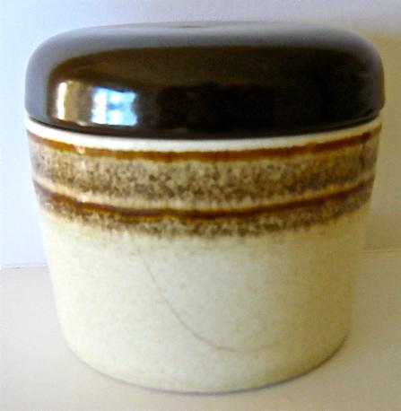 Earthstone sugar bowl and lid Img_2910