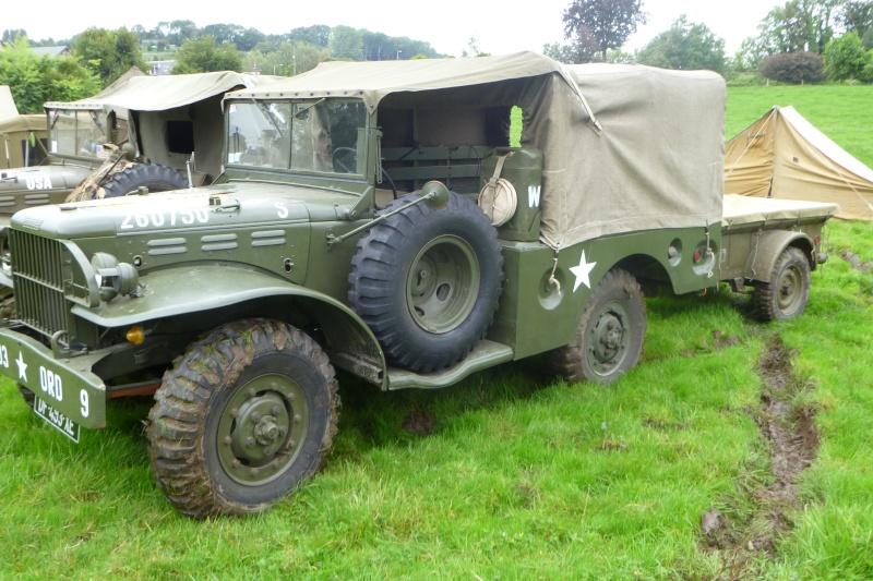 Ancien camion de l'armée US Milita25